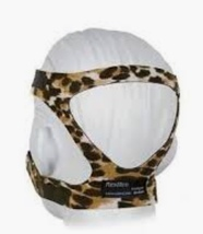 ResMed Replacement Headgear 16123 Medium for Full Face or Nasal Masks - Leopard - $7.95