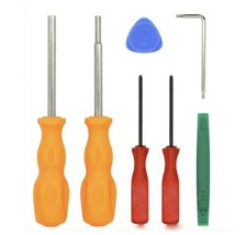 Full Repair Pry Tools Screwdriver Kit for Nintendo NDS GBA Game Cube Console TW - $12.82