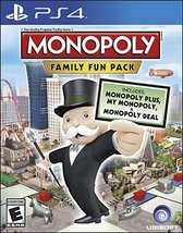 PS4 Monopoly: Family Fun Pack (Us) [Video Game] - $15.83
