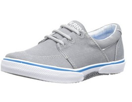 Sperry Top-Sider Voyager Sneaker,  YB49539 , Gray & Blue , Size US 4 M , EUR 36 - $34.64