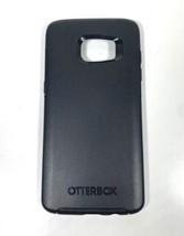 Otter Box Symmetry Series Case Black For Samsung Galaxy S6 Edge+ - $8.90