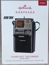 Hallmark 2018 Star Trek Starfleet Tricorder Magic Ornament - MIB - $24.95