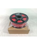 New Unbranded 10002001 Red ABS 1.75mm 3D Printer Filament Open Box - $39.60