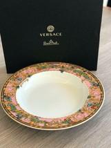 Versace by Rosenthal Plate Deep 22 cm / 8.6 in LE JARDIN DE VERSACE NEW - $90.00