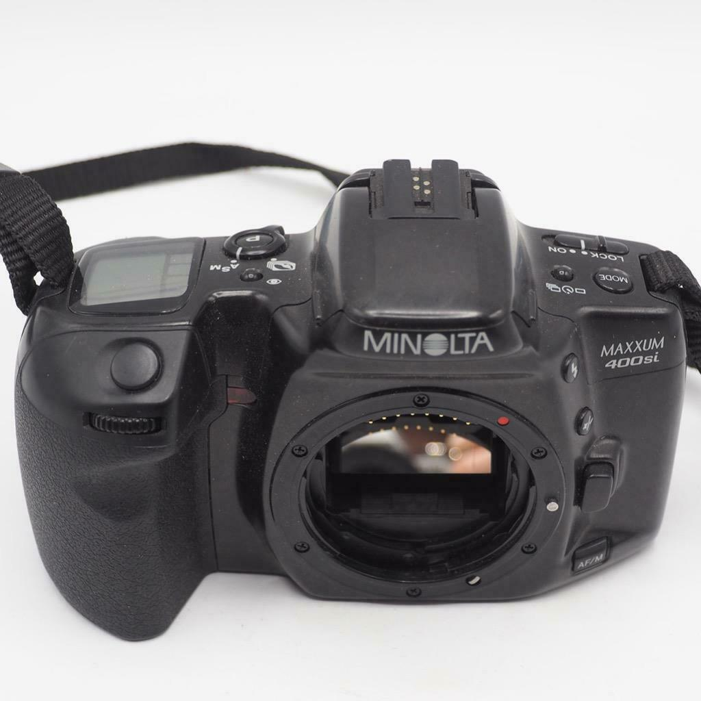 Minolta Maxxum 400si 35mm SLR Pellicola and 31 similar items