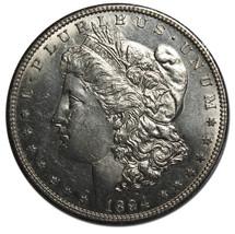 1894S MORGAN SILVER DOLLAR COIN Lot # MZ 4078