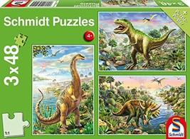 "Schmidt Spiele ""Dinosaur: Adventure Puzzle 144 Piece - $16.93"