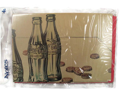 Coca-Cola  Red Cards with Bottle 8 cards and envelopes- BRAND NEW - $10.40