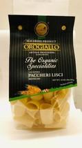Orogiallo pasta Organic Paccheri  - 12 pieces x 16oz (454gr) - $49.49