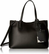Calvin Klein Jacky Micro Pebble Leather Slouchy East/West Tote - $128.00