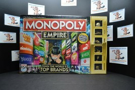 Monopoly Empire (discontinued by manufacturer) NEW SEALED BOX - $102.51