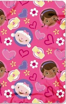 """Doc McStuffins Lambie Repeater Fleece Throw 40"""" by 50"""" Girls Blanket - $18.99"""