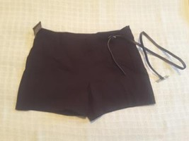 Simply Styled by Sears Black Shorts with Belt - $12.00