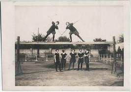 Original Vintage 1920s Czech gymnasts, Sokol - $18.47
