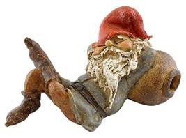 Top Collection Miniature Fairy Garden and Terrarium Garden Gnome Napping... - $17.80