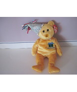 Ty Beanie Baby Birthday November Celebration Bear - $5.99