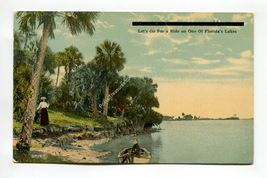 Let's Go For a Ride on One Of Florida's Lakes - $1.99