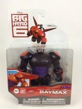 "Big Hero 6 Bandai Disney Action Figure 4"" Stealth Baymax #38610 Black Pu... - $17.77"