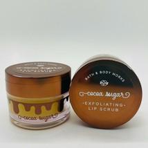2-Pack Bath & Body Works COCOA SUGAR Exfoliating Lip Scrub 0.5 oz/15 g E... - £10.79 GBP