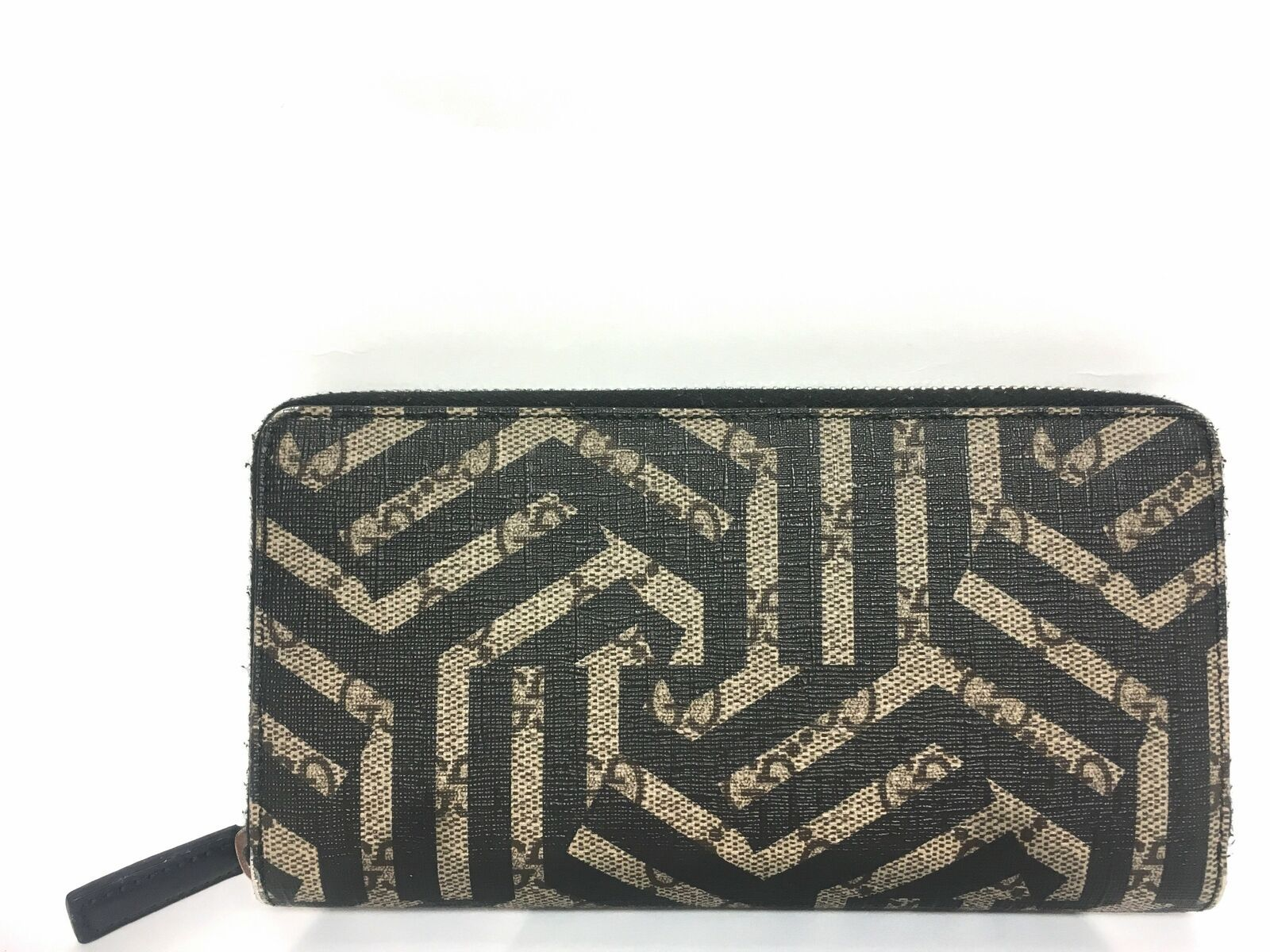 49c7190f6 Gucci Canvas Printed Zip Around Wallet - $285.86