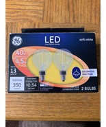 GE LED 40W Replacement Bulbs - $15.72