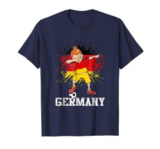 New Shirts - Dabbing Soccer Boy Germany Jersey Shirt - German Football Men - $19.95+