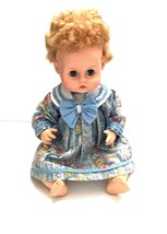 Vintage Vogue Doll Ginny Baby Doll Eyes Open and Close, Drinks, Wet and ... - $26.72
