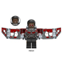Hot collection summer Lego Falcon hero Marvel in Infinity war minifigure - $3.95