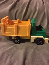 Fisher Price 1979 Division Of Quaker Oats 330 Plastic Truck  Made In USA - $23.33