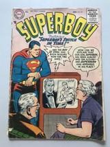 Superboy (1949-1979 1st Series DC) #53 Low Grade - $29.70