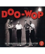 Doo Wop Absolutely Essential 3CD Collection  - $9.98