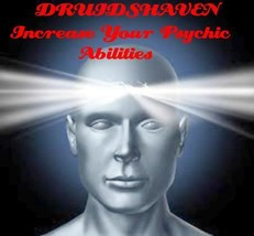 Increase Your Psychic Abilities spell, psychic gift awakening - $47.00