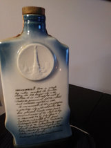 Vintage  Indianapolis Sesquicentennial 1971 Jim Beam Whisky Bottle Decanter image 2