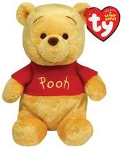 Ty Beanie Buddies Winnie The Pooh Plush, Classic Bear, Medium - $213.37
