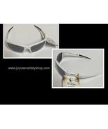 Panama Jack Sunglasses White Polarized 100% UVA UVB - $10.99