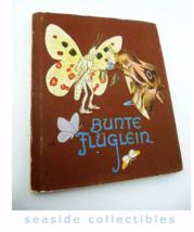 Ida Bohatta - Morpurgo Picture Poetry 1937 Hardcover w/ DJ 1st ED Bunte ... - $88.90