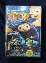 Igor DVD New Bonus Igor Storybook Rare Canadian Release John Cusack John... - $15.77
