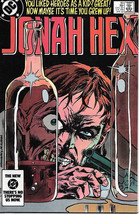 Jonah Hex Comic Book #83, DC Comics 1984 NEAR MINT - $13.08