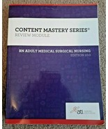 ATI RN Adult Medical Surgical Nursing Edition 10.0 Content Mastery Series - $24.75
