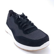 Ryka Womans Taiya Lace Up Sneakers Black Mesh & Suede Cushioned Insoles Sz 10 W - $27.30