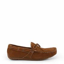 Timberland Schuhe LEMANS, Herren Mokassins Braun/Blau elegante Halbschuhe - $156.74