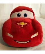 "Disney Pixar Cars 12"" Lightning McQueen Plush Stuffed Plush Car Doll. Pi... - $14.49"