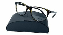 Prada Women's Brown Havana Tortoise Glasses with case VPR 17R 2AU-1O1 56mm - $209.99
