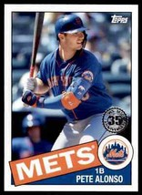 2020 Topps Update Pete Alonso #85TB-28 1985 Topps 35th Anniversary - $2.93