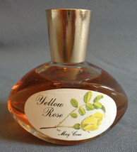 Old Yellow Rose eau de May Cove Colonial Heights Virginia Cologne Full B... - $32.99