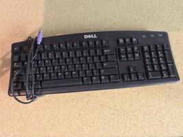 Dell Keyboard Model SK8110 With Purple Plug - $6.44