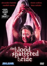 The Blood Spattered Bride (DVD, 1972)