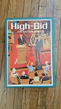 HIGH-BID The Auction Game by Minnesota Mining and Manufacturing Co (1965) - $11.87