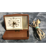 Vintage GE Travel Alarm Clock Model 7274 Clock and Alarm - Working - $11.87