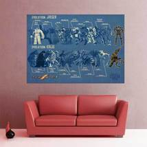 Wall Poster Art Giant Picture Print Pacific Rim Wand 1287PB - $24.99